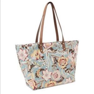 Ralph Lauren Bainbridge Shopping Purse